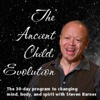 Buy now - Steven Barnes - The Ancient Child - Evolution.
