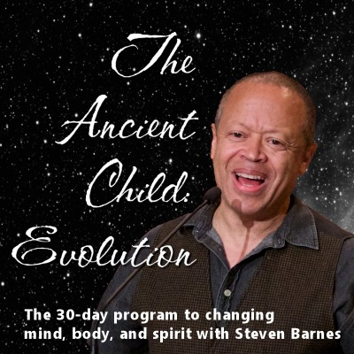 Buy now - Steven Barnes - The Ancient Child - Evolution.